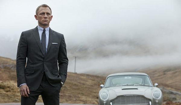 映画『007 スカイフォール』
