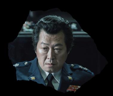 パク所長(キム・ユンソク)