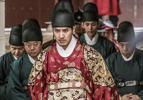 キム・ジソク / 役:燕山君(ヨンサングン)