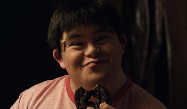 『チョコレートドーナツ』