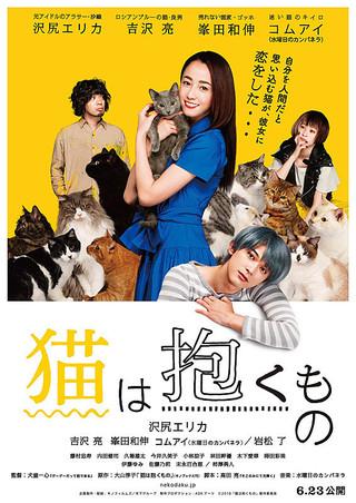 『猫は抱くもの』