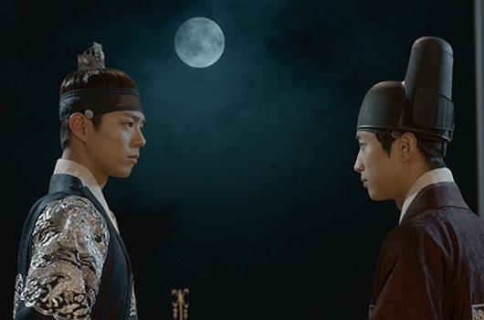 『雲が描いた月明り』