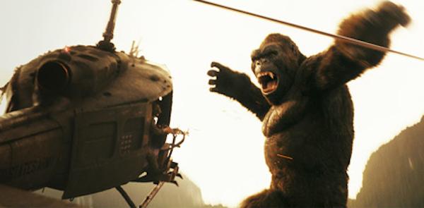 『キングコング:髑髏島の巨神』みどころ