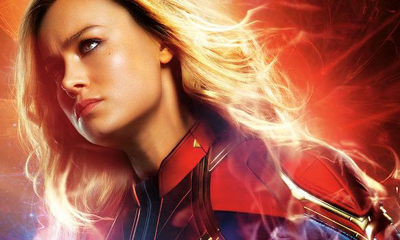 マーベルヒーロー第3位: キャプテン・マーベル
