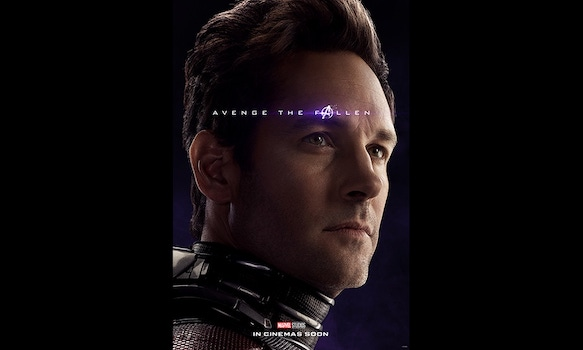 マーベルヒーロー第10位: アントマン