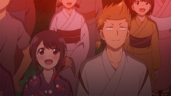 アニメ『川柳少女』第11話「あなたと花火を」あらすじ②