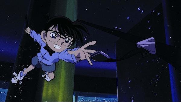アニメ映画『名探偵コナン 14番目の標的』あらすじ