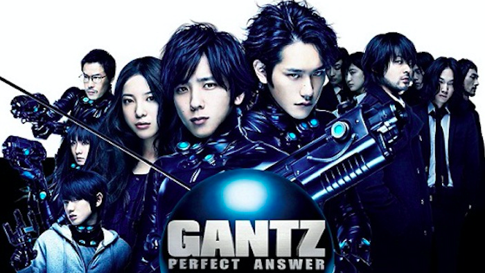 映画『GANTZ PERFECT ANSWER』あらすじ・ネタバレ感想!