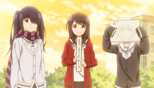 『川柳少女』第7話あらすじ・ネタバレ感想!七々子が勇気を振り絞ってエイジと相合傘をする