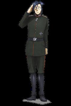 エーリッヒ・フォン・レルゲン(声優:三木眞一郎)