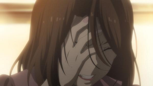 アニメ『この世の果てで恋を唄う少女YU-NO』第9話「彼と彼女の距離」あらすじ①