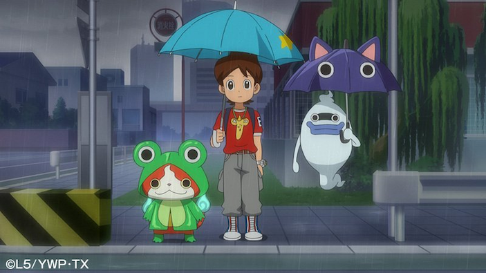 アニメ『妖怪ウォッチ!』第13話ネタバレ感想!