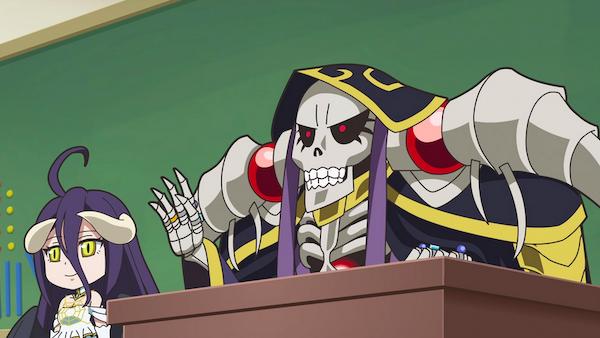 アニメ『異世界かるてっと』第8話「準備!りんかいがっこう」あらすじ①