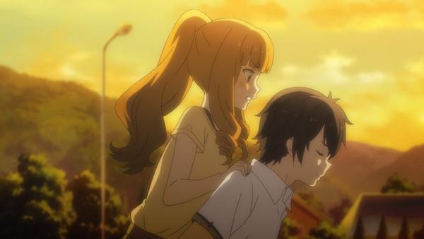 アニメ『この世の果てで恋を唄う少女YU-NO』第8話「燕雀いずくんぞ」あらすじ①