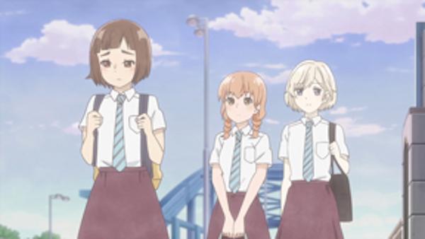 アニメ『荒ぶる季節の乙女どもよ。』第4話「本という存在」あらすじ③