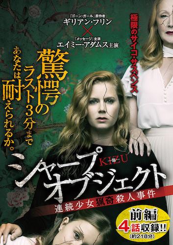 おすすめサスペンス海外ドラマ②『シャープ・オブジェクツ』