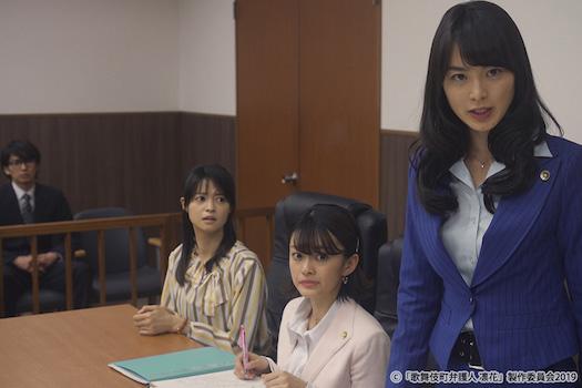 ドラマ『歌舞伎町弁護人 凜花』第12話(最終回)あらすじ①