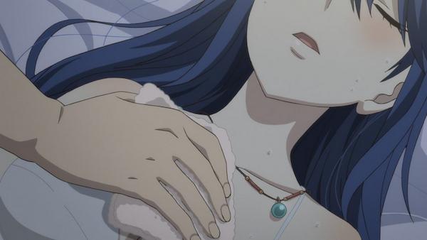 アニメ『この世の果てで恋を唄う少女YU-NO』第14話「転校生のお友達」あらすじ①