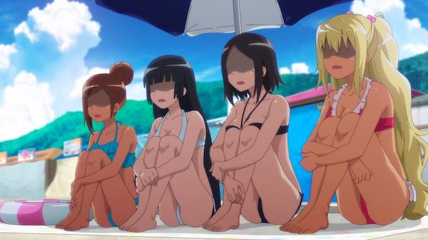 アニメ『ダンベル何キロ持てる?』第4話「夏休みいい事あった?」あらすじ③