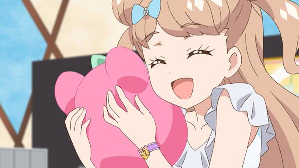 アニメ『キラッとプリ☆チャン』第67話(シーズン2 第16話)「まりあとすず!ついにグループ結成!?だもん!」あらすじ②