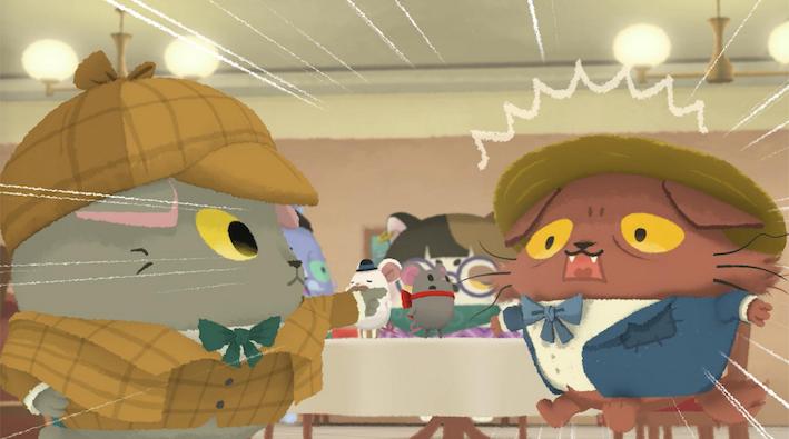 アニメ『猫のニャッホ』第18話ネタバレ感想!