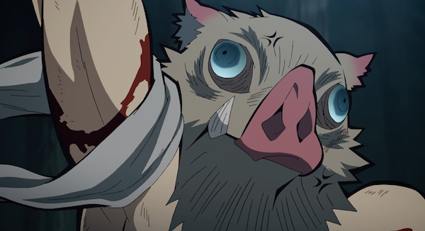 アニメ『鬼滅の刃』第17話「ひとつのことを極め抜け」あらすじ①