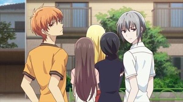 アニメ『フルーツバスケット』第17話「うおちゃんの分ですっ!」あらすじ①