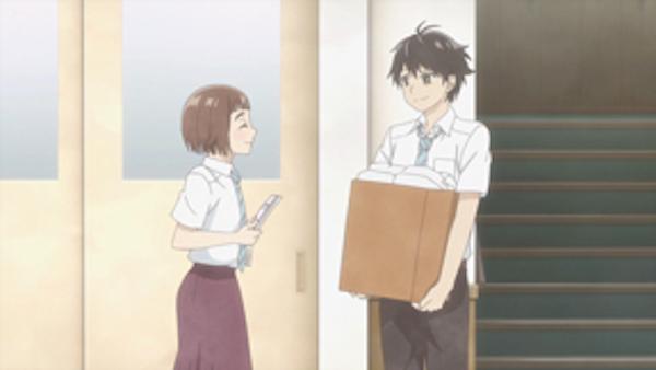 アニメ『荒ぶる季節の乙女どもよ。』第8話「Legend of Love」あらすじ①