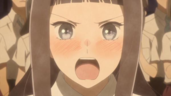 アニメ『荒ぶる季節の乙女どもよ。』第8話「Legend of Love」あらすじ③