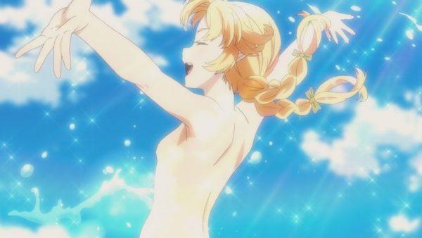 アニメ『この世の果てで恋を唄う少女YU-NO』第20話「ラファエロ砂漠へ」あらすじ③