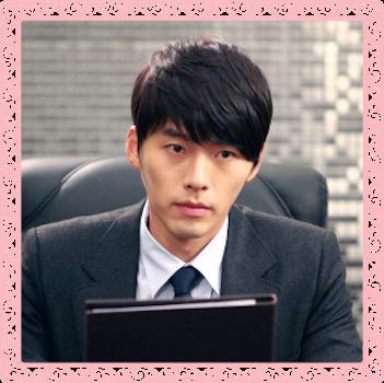 ヒョンビン / 役:キム・ジュウォン