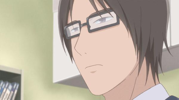 アニメ『女子高生の無駄づかい』第7話「やまい」あらすじ①