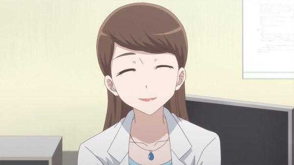 アニメ『女子高生の無駄づかい』第7話「やまい」あらすじ③