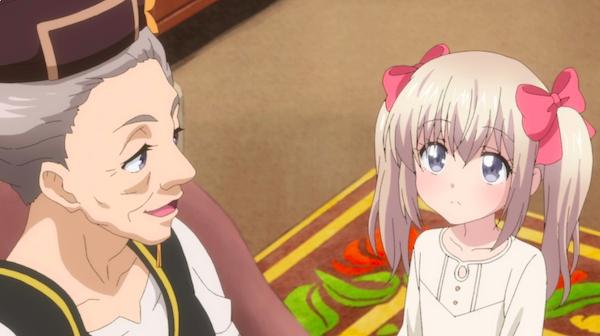 アニメ『うちの娘の為ならば』第10話「幼き少女、クロイツに帰る。」あらすじ①