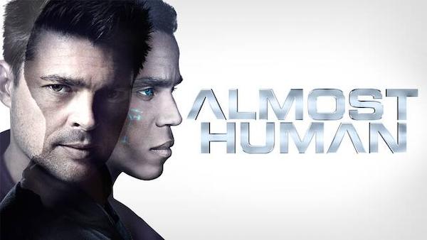 『ALMOST HUMAN/オールモスト・ヒューマン』