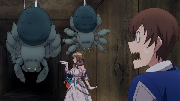 アニメ『通常攻撃が全体攻撃で二回攻撃のお母さんは好きですか?』第9話あらすじ②