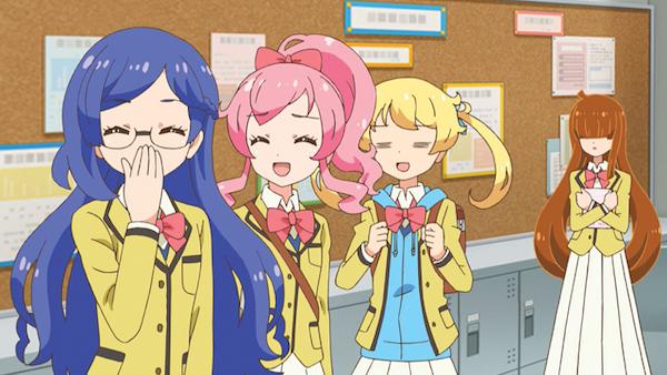 アニメ『キラッとプリ☆チャン』第77話(シーズン2 第26話)「ナゾのアイドル ついにデビュー!だもん!」あらすじ②