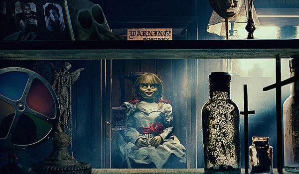 『アナベル 死霊博物館』