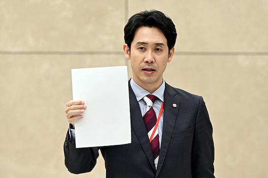 ドラマ『ノーサイド・ゲーム』第9話あらすじ①