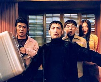 映画『PARTY7』みどころ