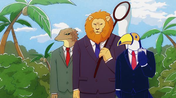 アニメ『アフリカのサラリーマン』第2話「アフリカの社畜」あらすじ②