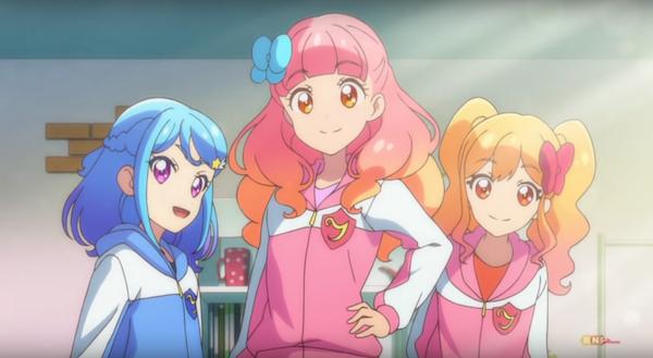 アニメ『アイカツオンパレード!』第2話「ワクワクインスピレーション」あらすじ③