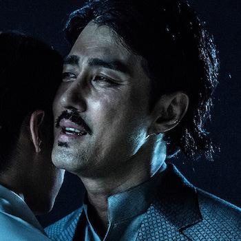 チャ・スンウォン / ブライアン理事(役:残虐なクリスチャン)