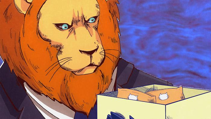 アニメ『アフリカのサラリーマン』第1話あらすじネタバレと感想!