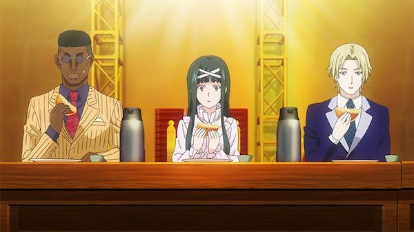 アニメ『食戟のソーマ 神ノ皿』第5話「終わったぜ、お前」あらすじ①