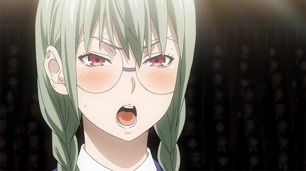 アニメ『食戟のソーマ 神ノ皿』第8話「君の横顔」あらすじ