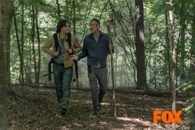 海外ドラマ『ウォーキング・デッド』シーズン10:ニーガンとブラントン