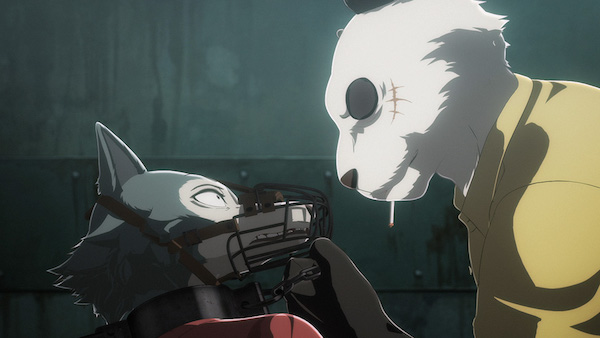 アニメ『BEASTARS』第6話「視界の滲み 夢か現か」あらすじ①