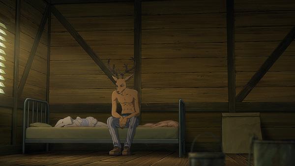 アニメ『BEASTARS』第7話「制服と被毛のそのまた下の」あらすじ