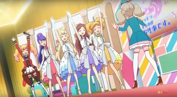 アニメ『アイカツオンパレード!』第6話「キラめく四ツ星」あらすじ③